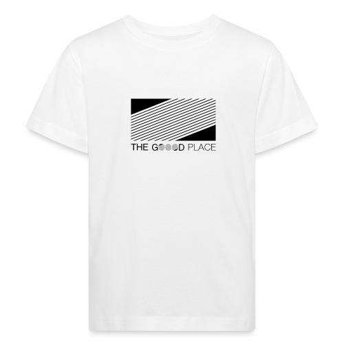 THE GOOOD PLACE LOGO - Kinderen Bio-T-shirt
