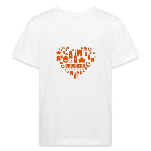 Drogheda Black - Kids' Organic T-Shirt