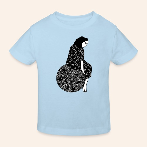 Une planete - T-shirt bio Enfant