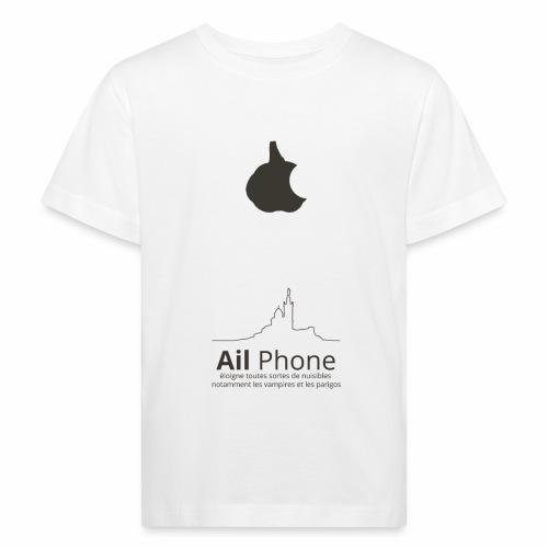 ailphoneok png - T-shirt bio Enfant