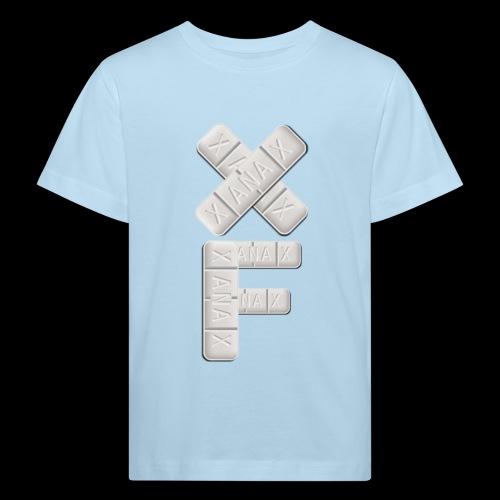 XF Xanax Logo - Kinder Bio-T-Shirt
