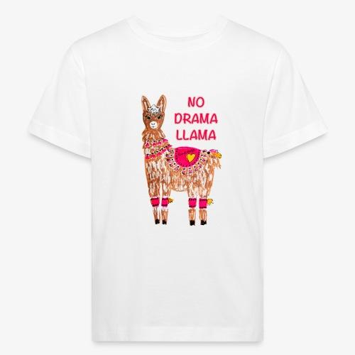 NO DRAMA LLAMA - Kinder Bio-T-Shirt