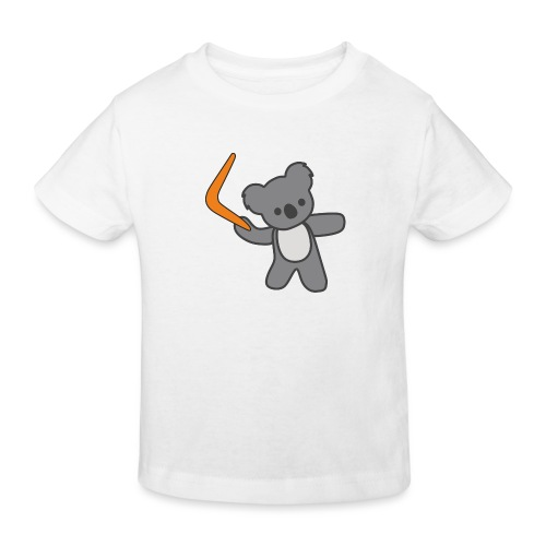 Bumerang - Kinder Bio-T-Shirt