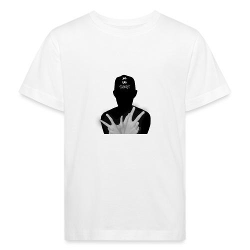 JAG SÅG SVART - Ekologisk T-shirt barn
