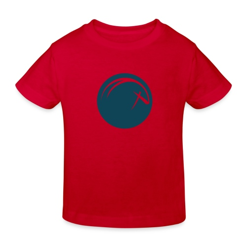 Logo Gazette Ocean Orix - Maglietta ecologica per bambini