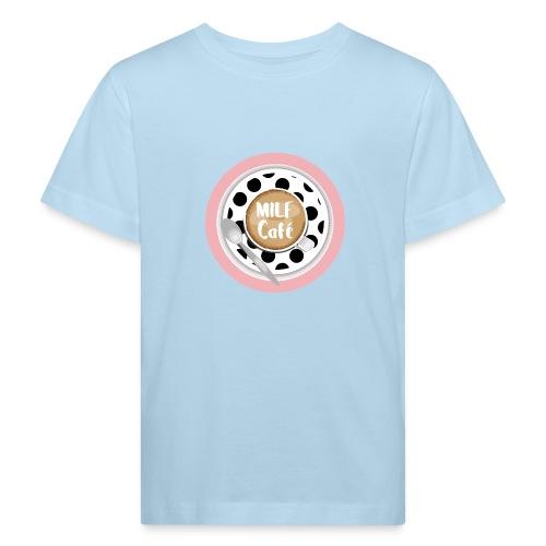 Milfcafé - MILF Logo Instagram Blogger Musthave - Kinder Bio-T-Shirt