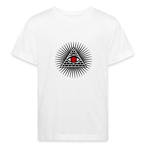 EYES - Ekologiczna koszulka dziecięca