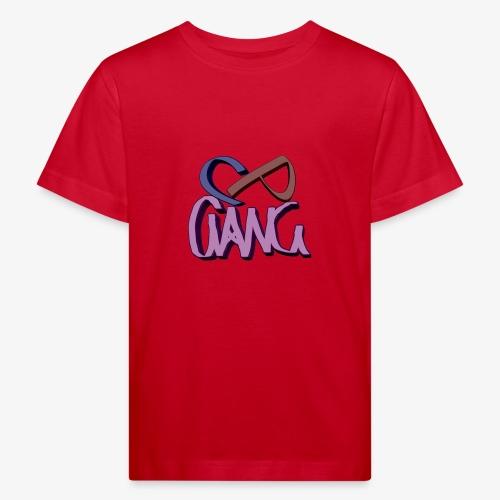 CPGANG - Lasten luonnonmukainen t-paita