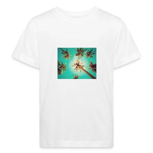 palm pinterest jpg - Kids' Organic T-Shirt