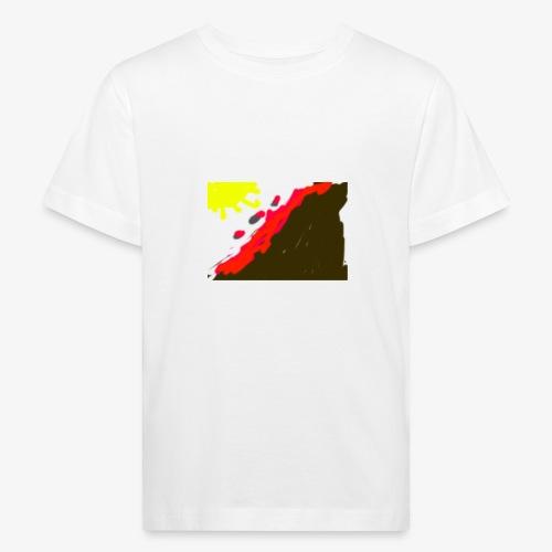 flowers - Organic børne shirt