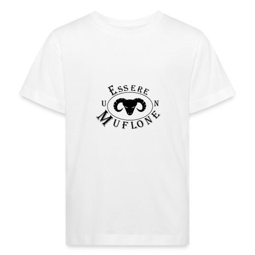 Essere un Muflone - Kinder Bio-T-Shirt
