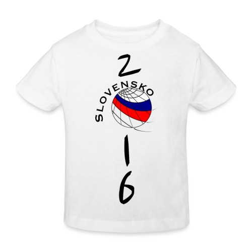 Slowakei - Camiseta ecológica niño