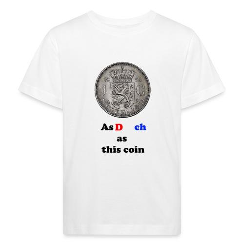 Hollandse Gulden - Kinderen Bio-T-shirt