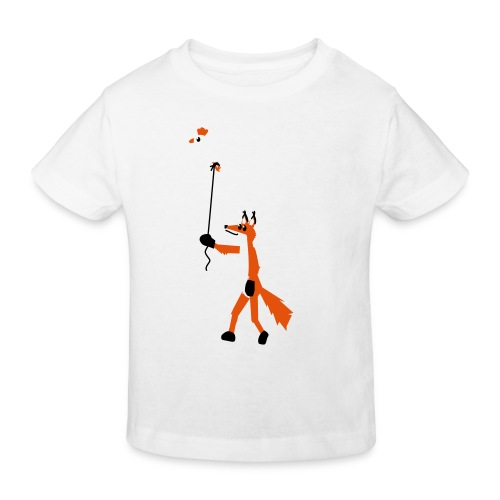 Fuchs und Henne - Kinder Bio-T-Shirt