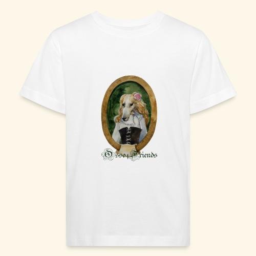 LADY - Maglietta ecologica per bambini