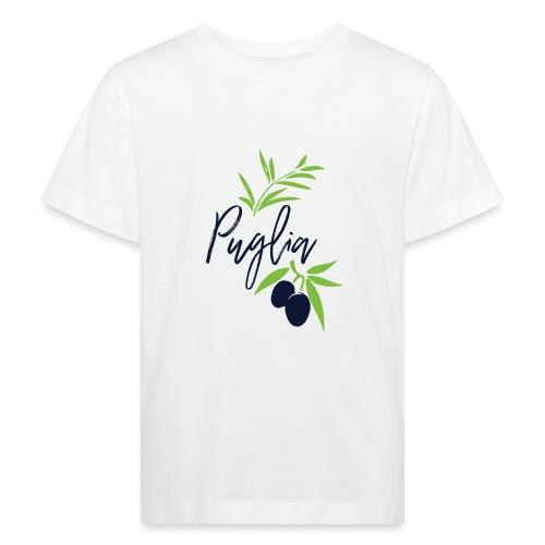 Puglia - Maglietta ecologica per bambini