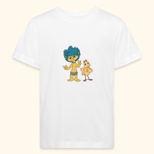 Plumps & Küken - Kinder Bio-T-Shirt