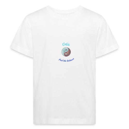 CoGie, Feel the Balance - Kids' Organic T-Shirt