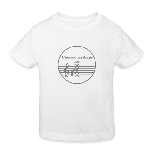 Scriabin L'accord mystique - Kinder Bio-T-Shirt