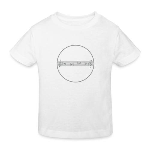 B A C H - Kinder Bio-T-Shirt