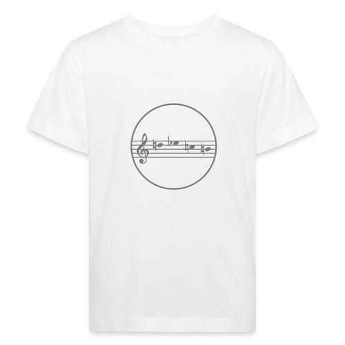 D S C H (Shostakovich) - Kinder Bio-T-Shirt