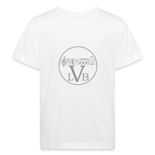 Beethoven Logo 02 - Kinder Bio-T-Shirt