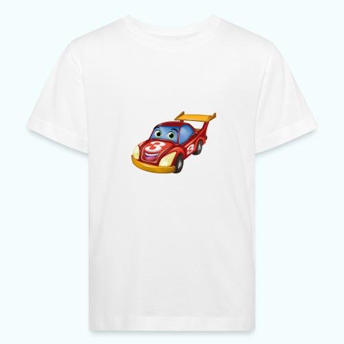 Arthur Racing Car Collection - Kids' Organic T-Shirt