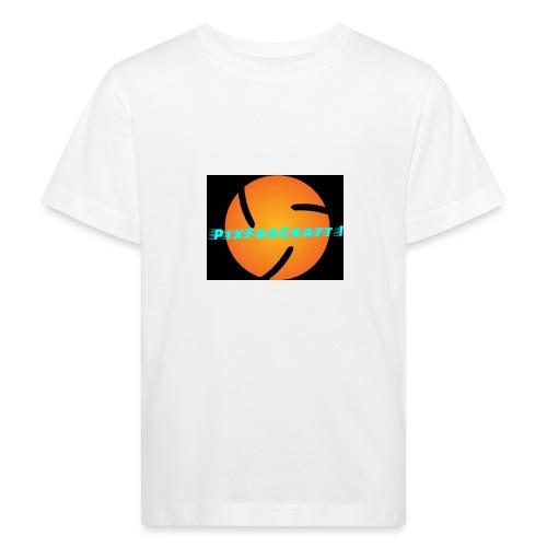 LOGO PixForCraft (Le logo de Juin 2017) - T-shirt bio Enfant