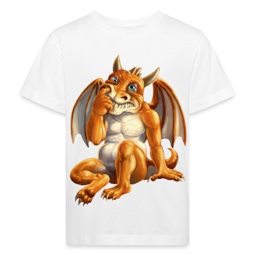 Nasenbohrer - Kinder Bio-T-Shirt