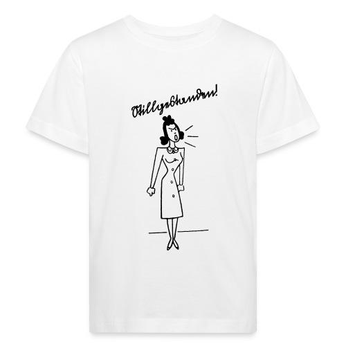 Stillgestanden! - Kinder Bio-T-Shirt