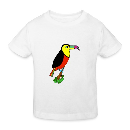 Le toucan - T-shirt bio Enfant
