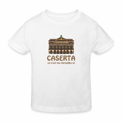 Caserte - T-shirt bio Enfant