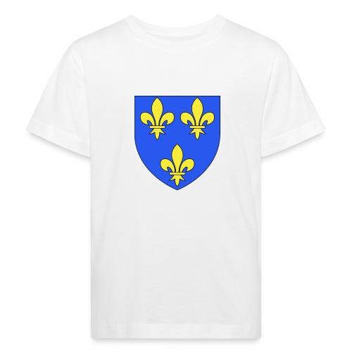 Blason royal 3 fleurs de Lys - T-shirt bio Enfant