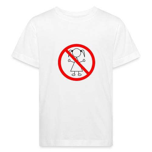 nogirl - Kinderen Bio-T-shirt