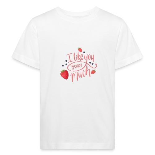 Like you berry much - Ekologisk T-shirt barn