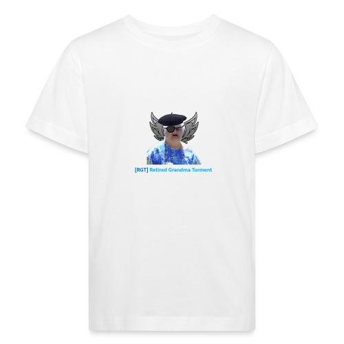 World of tanks- RGT (Retired Grandma Torment) gear - Kids' Organic T-Shirt