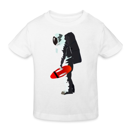 Space Lifeguard - Kids' Organic T-Shirt