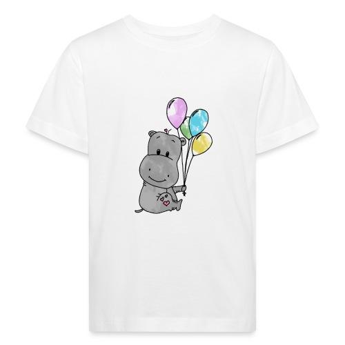 Hippo - Kinder Bio-T-Shirt