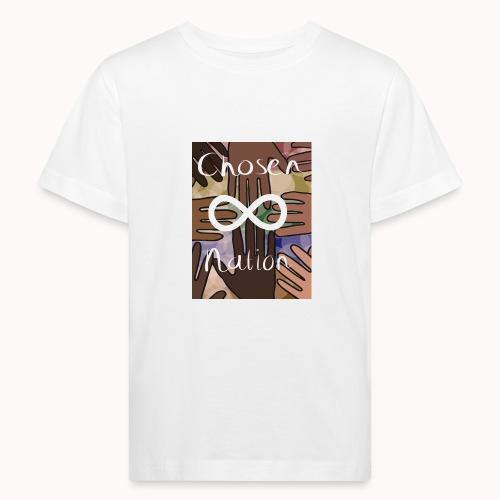 Chosen nation - Kinderen Bio-T-shirt