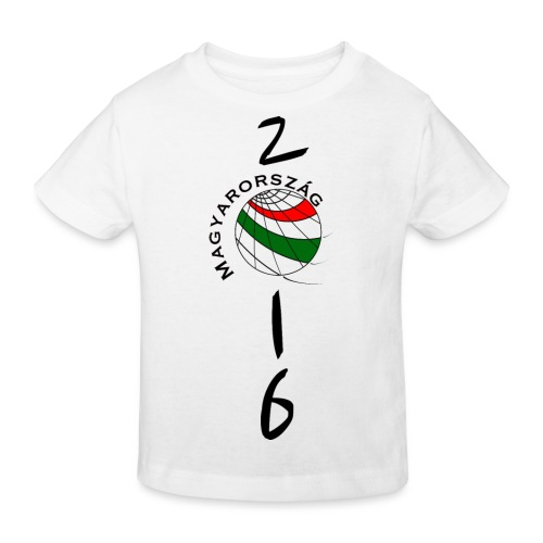 Ungarn - Camiseta ecológica niño