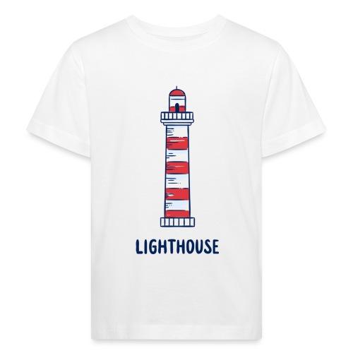Lighthouse - Kinder Bio-T-Shirt