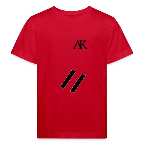 design tee - Kinderen Bio-T-shirt