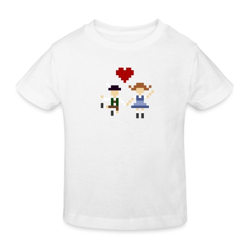 Frühlingsgfui - Kinder Bio-T-Shirt