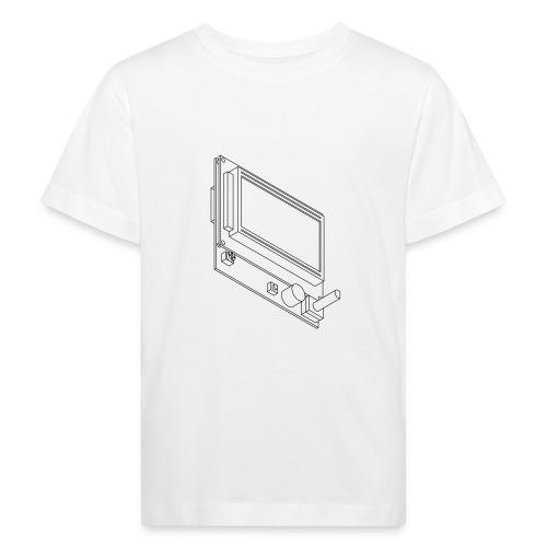 12864 Smart LCD (no text). - Kids' Organic T-Shirt