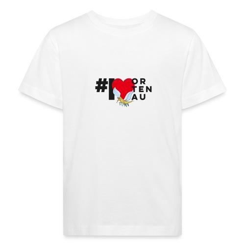 Robby loves Ortenau - Kinder Bio-T-Shirt