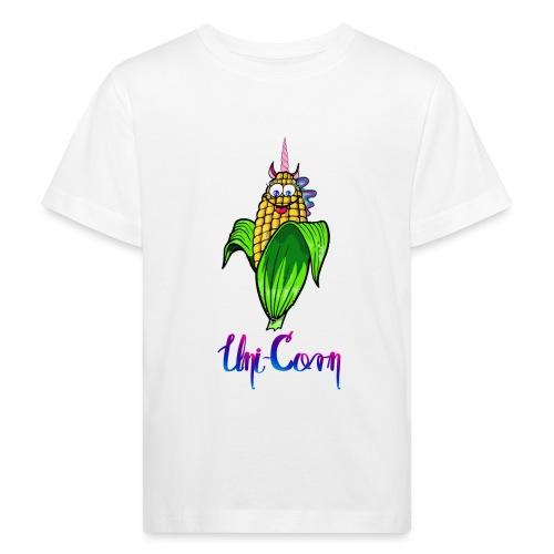 Uni Corn - Kids' Organic T-Shirt
