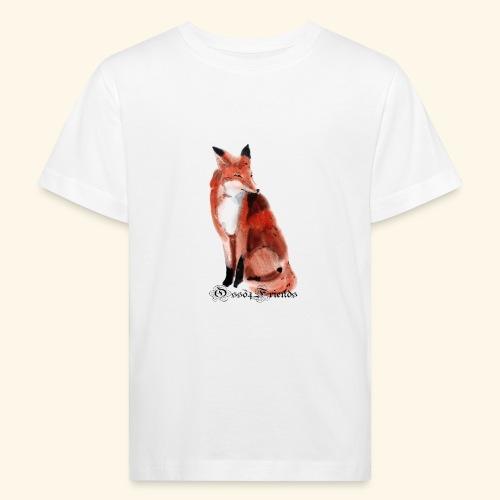 FOX - Maglietta ecologica per bambini