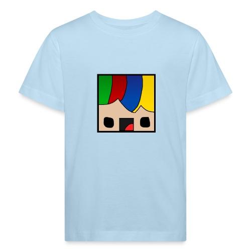 ProfSaurusCartoon - Kinder Bio-T-Shirt