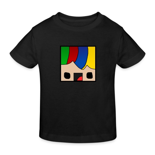 ProfSaurusCartoon - Kinder Bio-T-Shirt