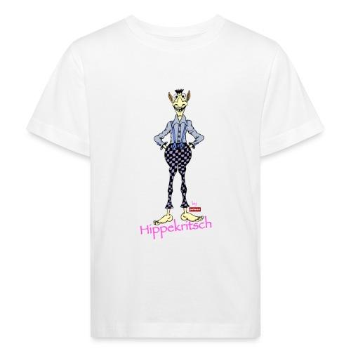 patame Hippekritsch Rosa - Kinder Bio-T-Shirt